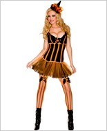 Pumpkin Patch Adult Costume ML-70266
