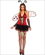 Daisy Bug Adult Costume ML-70301