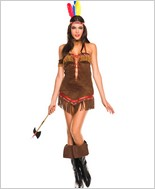 Tribal Princess Adult Costume ML-70314