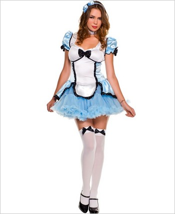 Charming Alice Adult Costume ML-70316