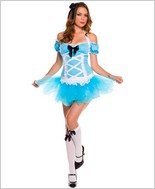 Sexy Miss Wonderland Costume ML-70317