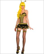 Titillating Bee Costume ML-70328