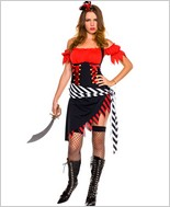Treasure Hunt Pirate Costume ML-70333