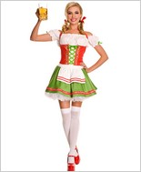 Oktoberfest Darling Costume ML-70401