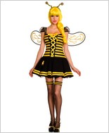Honey Bee Adult Costume ML-70416