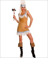 Darling Indian Girl Costume ML-70418