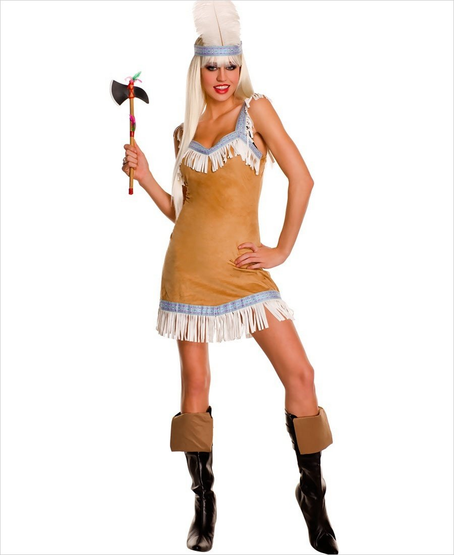 Darling indian girl costume ...  sc 1 st  Lingerie 4 Wholesale & Darling Indian Girl Costume ML-70418