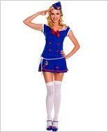 Sassy Sailor Adult Costume ML-70421