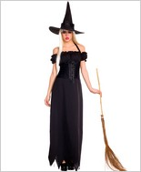 Mistress Of Darkness Costume ML-70429