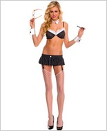 Sexy Secretary Costume  ML-70431