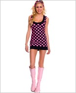 Feelin' Polka Dot Go-Go Girl ML-70432