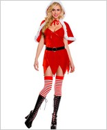 Santa Baby Christmas Costume ML-70439