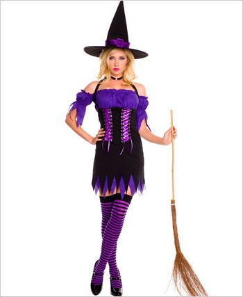 Devious Witch Costume ML-70445