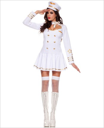 Adult First Class Pilot Costume ML-70472
