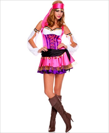 Adult Temptress Gypsy Costume ML-70493