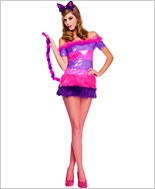 Adult Cheshire Kitten Costume ML-70497