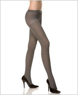 Music Legs® Small Argyle Tights ML-7051