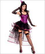 Adult Burlesque Queen Costume ML-70512