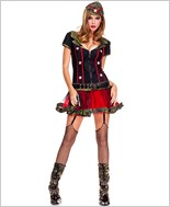 Adult Frontline Fox Army Costume ML-70513