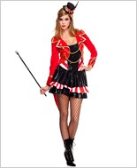 Adult Ravishing Ring Mistress Costume ML-70521