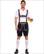 Adult Mens Lederhosen Costume ML-76005