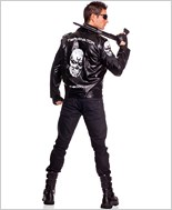 Adult Mens Terminator Costume ML-76009