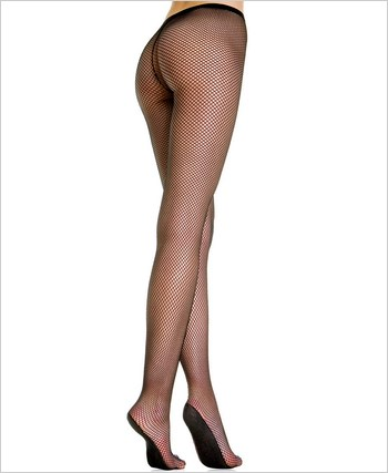 Fishnet Pantyhose With Enforce Sole