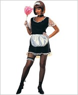 Rubies Costumes French Maid Adult Costume RBC-55010