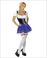 Roma® Serving Wench Sexy Adult Costume RC-1125