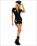 Roma® Sexy Police Adult Costume RC-1157