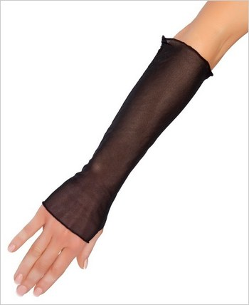 Roma Fingerless Mesh Gloves RC-122M