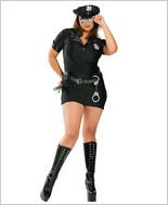 Roma® Penal Code Penny Sexy Adult Costume RC-1313
