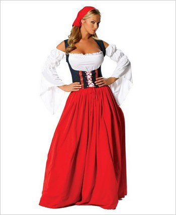 Roma® Swiss Miss Sexy Adult Costume RC-1450