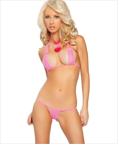 Skimpy Bikini Top 79