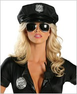 Roma® Police Hat RC-CH105