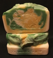 Banana Magnolia Soap, Handcrafted Soap, Artisanal Soap, Louisiana Soap