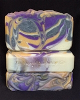 Louisiana Soap, Natural Soap, Handcrafted soap, Artisanal Soap, Bergamot & White Tea Soap,