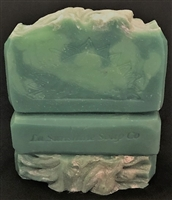 handcrafted soap, eucalyptus spearmint soap