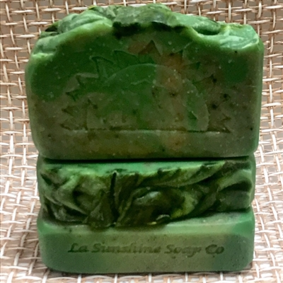 Irish Tweed. Louisinana Soap