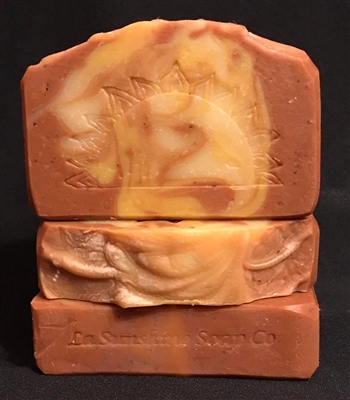 Louisiana Soap, Sweet Tea Soap, Sweet Tea handcrafted soap