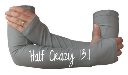 13.1 Half crazy - Arm warmer