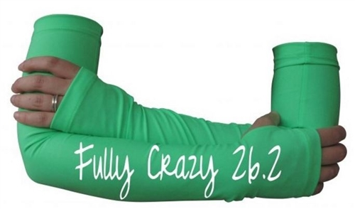26.2 Fully Crazy - Arm Warmer