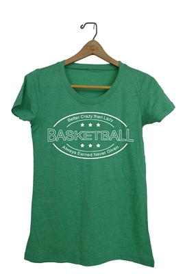 Basketball T-shirts for Boys and Girls