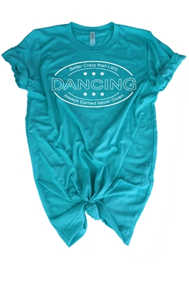 Dancing Shirt for Girls and Boys