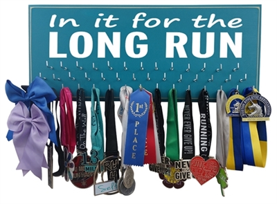 Runners gift - In it for the long run