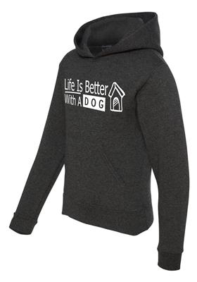 sweatshirt dog life house