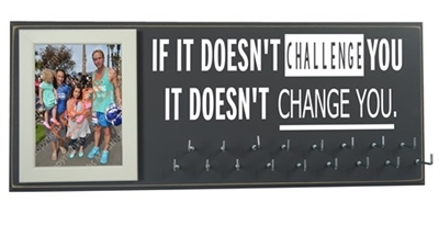 Gifts for runners - If it doesn't challenge you display