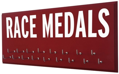 Race medals display for all sports - RACE MEDALS