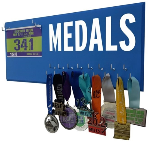 Medals display - MEDALS