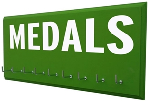 Medals display rack - MEDALS